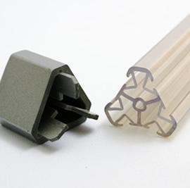 確かな経験の基、お客様が求める樹脂成形品を提案・製造します。